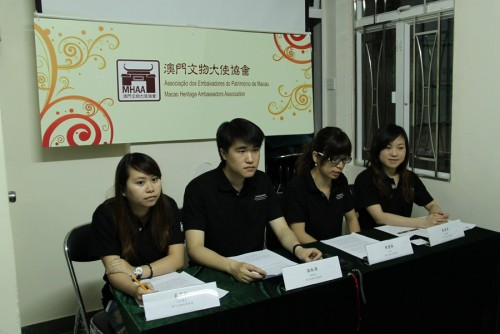 2012-05-06 文物大使協會舉行文化遺產系列活動發佈會