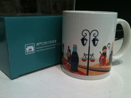 2011-06-11 世界遺產.澳門歷史城區紀念杯