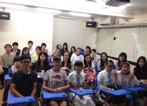 第七屆文物大使培訓課程 溫學權主講澳門文化遺產保護與教育